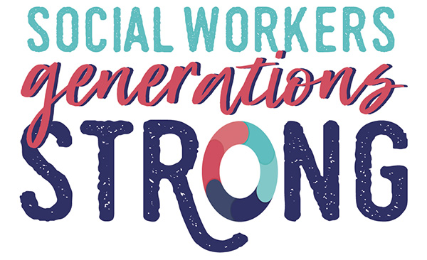 Social workers, generations strong